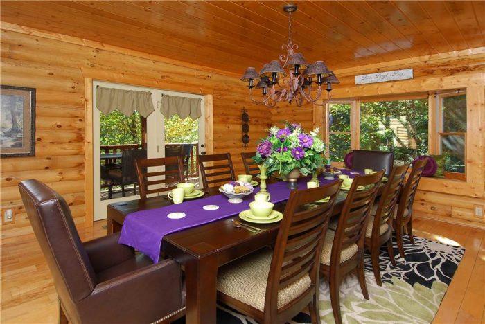 Elkhorn Lodge 5 Bedroom Cabin in Gatlinburg - Elkhorn Lodge
