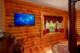 5 Bedroom Cabin Sleeps 14 All Flat Screen TV's