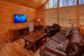 5 Bedroom Cabin Sleeps 14 with 2 Seating Areas
