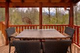 5 Bedroom Cabin Sleep 4 with Out Door Seating