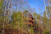 3 Story 5 Bedroom Cabin Sleeps 14 in Gatlinburg