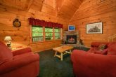 1 bedroom cabin with fireplace