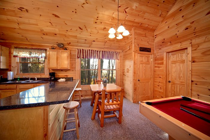 1 Level 1 Bedroom Cabin in Pigeon Forge off - Falling Rock