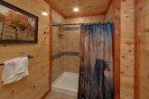 Walk In Shower 6 Bedroom Cabin New Build