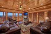 6 Bedroom Smoky Mountain Ridge Sleeps 14