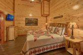Indoor Pool Cabin with 5 King Beds Sleeps 14