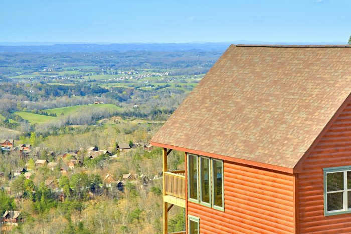 Spectacluar Views 2 Bedroom Cabin - Fifty Mile View