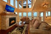 2 Bedroom Cabin with Views and Fireplace
