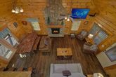 Smoky Mountain 4 Bedroom Cabin with 3 Levels
