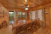 Pigeon Forge Cabin with Spacious Indoor Jacuzzi