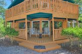 Cabin with Covered Parking and 2 Hot Tubs