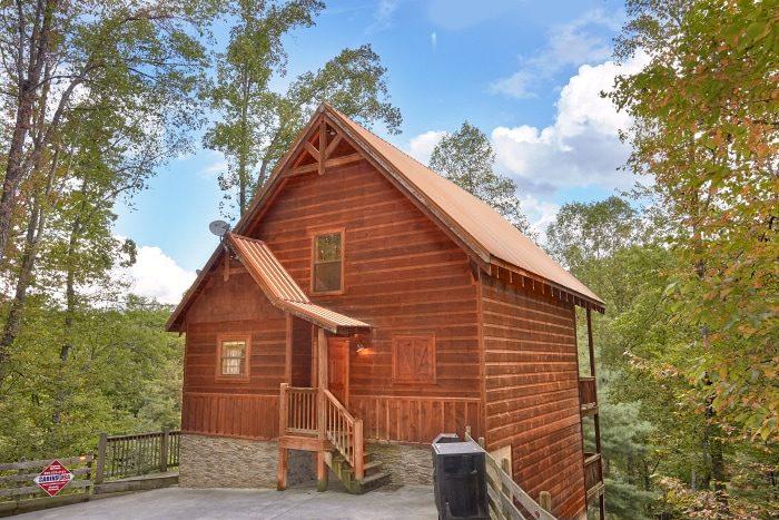 Fort Knoxx Cabin Rental Photo