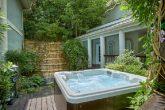 Gatlinburg Cabin with Private Hot Tub & Fountain