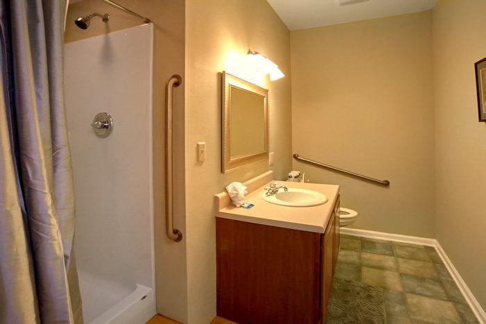 Luxury Cabin rental with Private Bathrooms - Gatlinburg Movie Mansion