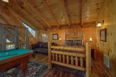 Cabin with Private, Indoor heated Pool