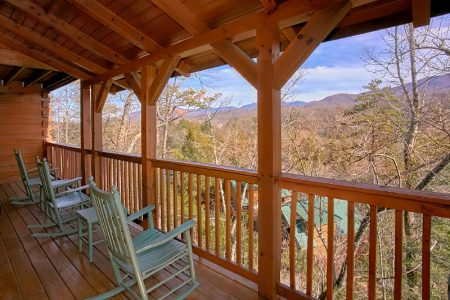 Resort cabin rental with indoor pool access Best mountain view cabins in gatlinburg tn