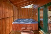 Private Hot Tub in Hidden Hills Gatlinburg