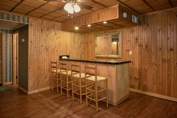 6 Bedroom cabin with Mini Kitchen and Wet Bar - Grand Pinnacle