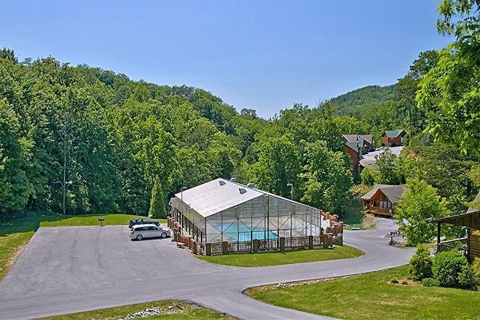 Hidden Springs Resort Cabin Rental Near Dollywood
