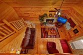 Cabin with Upstairs