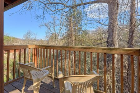 River View Chalet: 2 Bedroom Pigeon Forge Vacation Home Rental