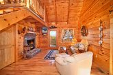 Romantic Cabin in the Smokies with Living Room