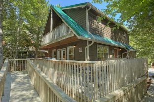 One Night Cabin Rentals In Pigeon Forge Tn Smoky
