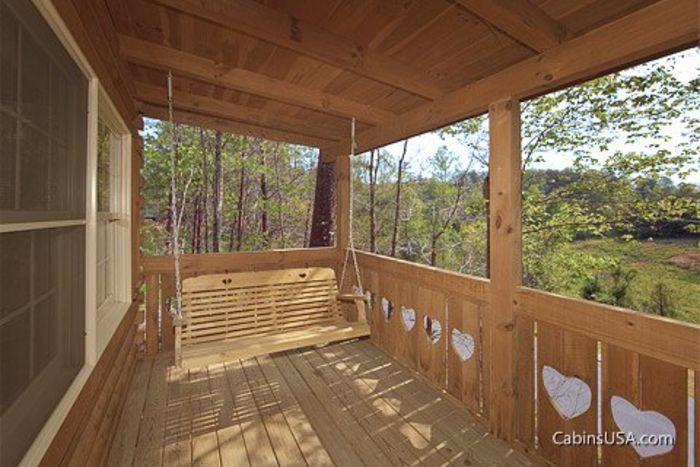 1 Bedroom Honey Moon Cabin