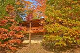 Smoky Mountain Cabin in Beautiful Wooded Setting