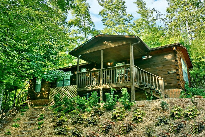 Heavenly Dreams Cabin Rental Photo