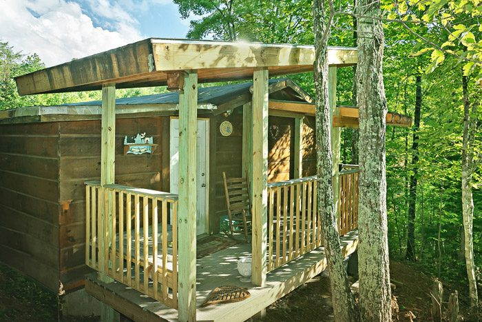 One Bedroom Gatlinburg Cabin - Heavenly Dreams