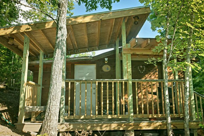 Fully Furnished Cabin Rental in the Smokies - Heavenly Dreams