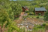 Wears valley Cabin with river access and pool