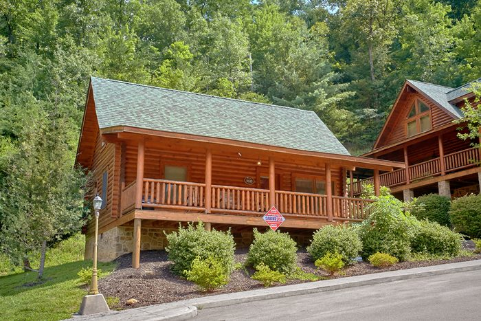 Heavenly Haven Cabin Rental Photo
