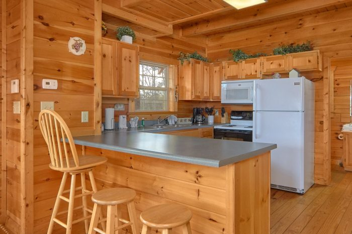 2 Bedroom Cabin with Fully Equipped Kitchen - Heaven's Gift