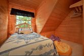 Gatling 2 Bedroom Cabin with Additional Twin Bed