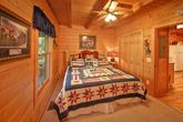 Premium 2 Bedroom Cabin with King & Queen Bed
