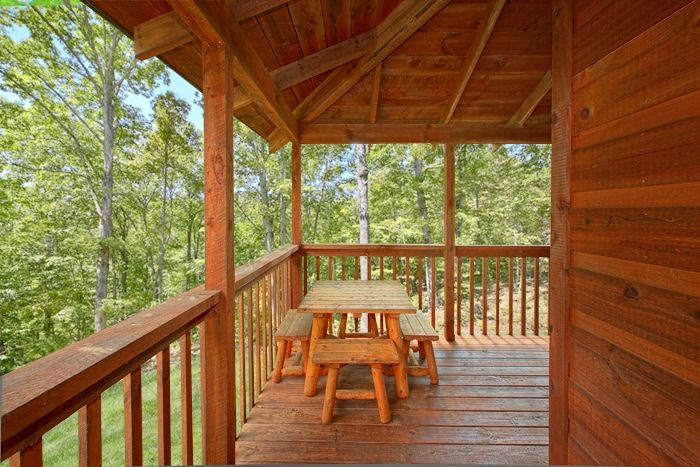 Premium Gatling Cabin in the Smokies - Hemlock Hideaway
