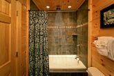 Cabin with Luxurious shower
