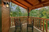 Cabin with Wooded View