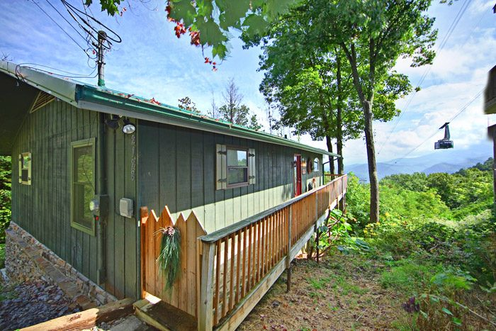 Hidden Peaks Cabin Rental Photo
