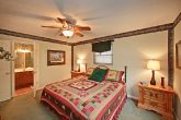 Gatlinburg Cabin with Three King Beds