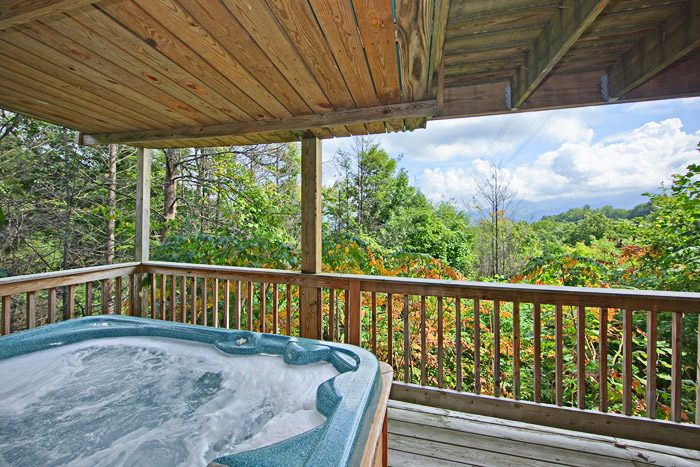 Gatlinburg Cabin with Views of the Smokies - Hidden Peaks