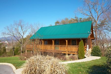 Mountain Love: 1 Bedroom Wears Valley Cabin Rental