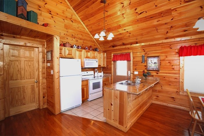 Honeymoon Cabin Rental In Pigeon Forge