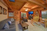 Private 2 Story 2 Bedroom Cabin Sleeps 6
