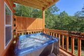6 Bedroom Pool Cabin with a Hot Tub