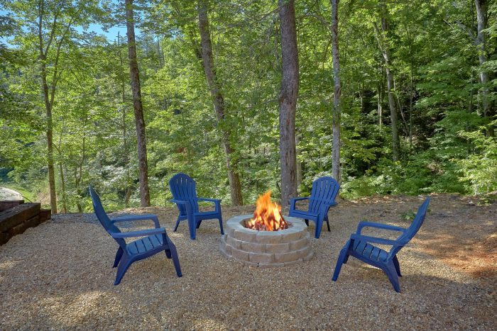 6 Bedroom Pool Cabin with an Outdoor Fire Pit - High Dive
