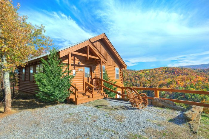 Higher Ground Cabin Rental Photo