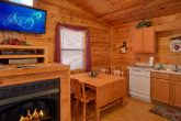 Cabin with Full Kitchen and Dining Table